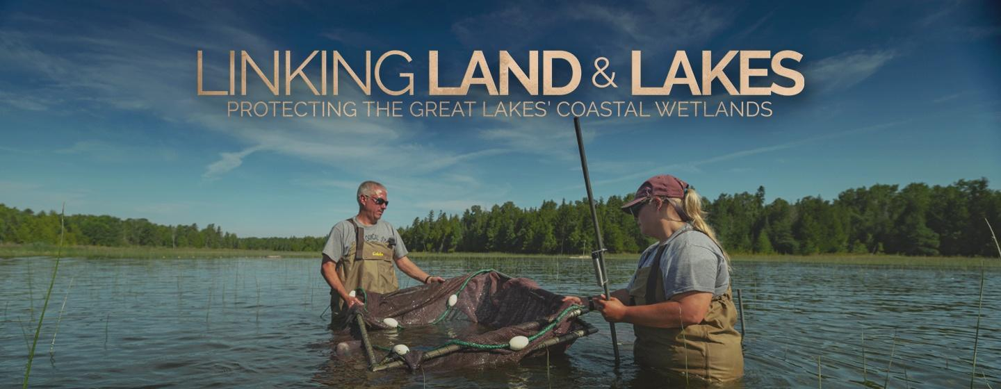 Linking Land and Lakes photo